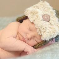 Virginia Beach Newborn Photographer | Parker
