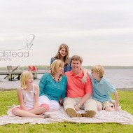 Elizabeth City NC Family Photographer | The C Family