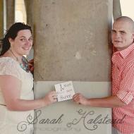 Pregnancy Announcement with Natalie & Dustin