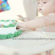 Virginia Beach Cake Smash Photo Session | Skyden