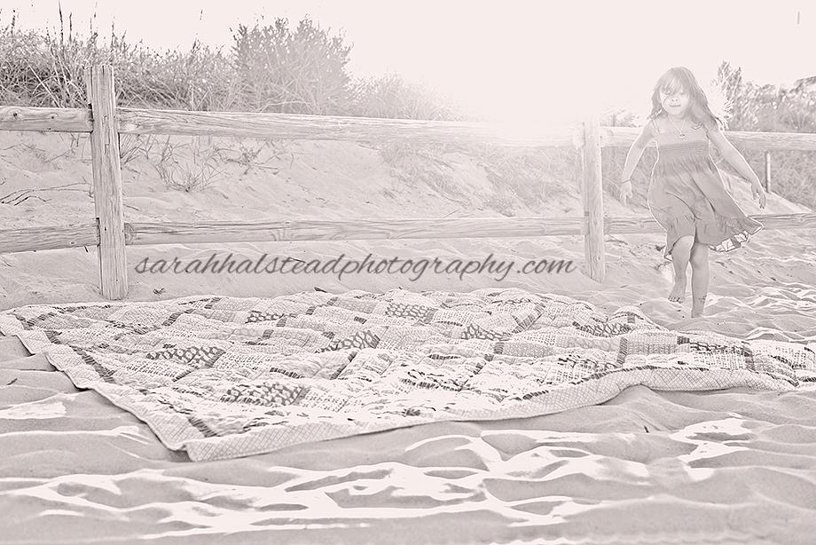 Sandbridge Beach Family Photographer