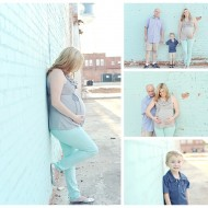 Elizabeth City Maternity Photographer | The V Family