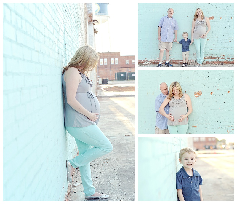 Elizabeth City Maternity Photographer