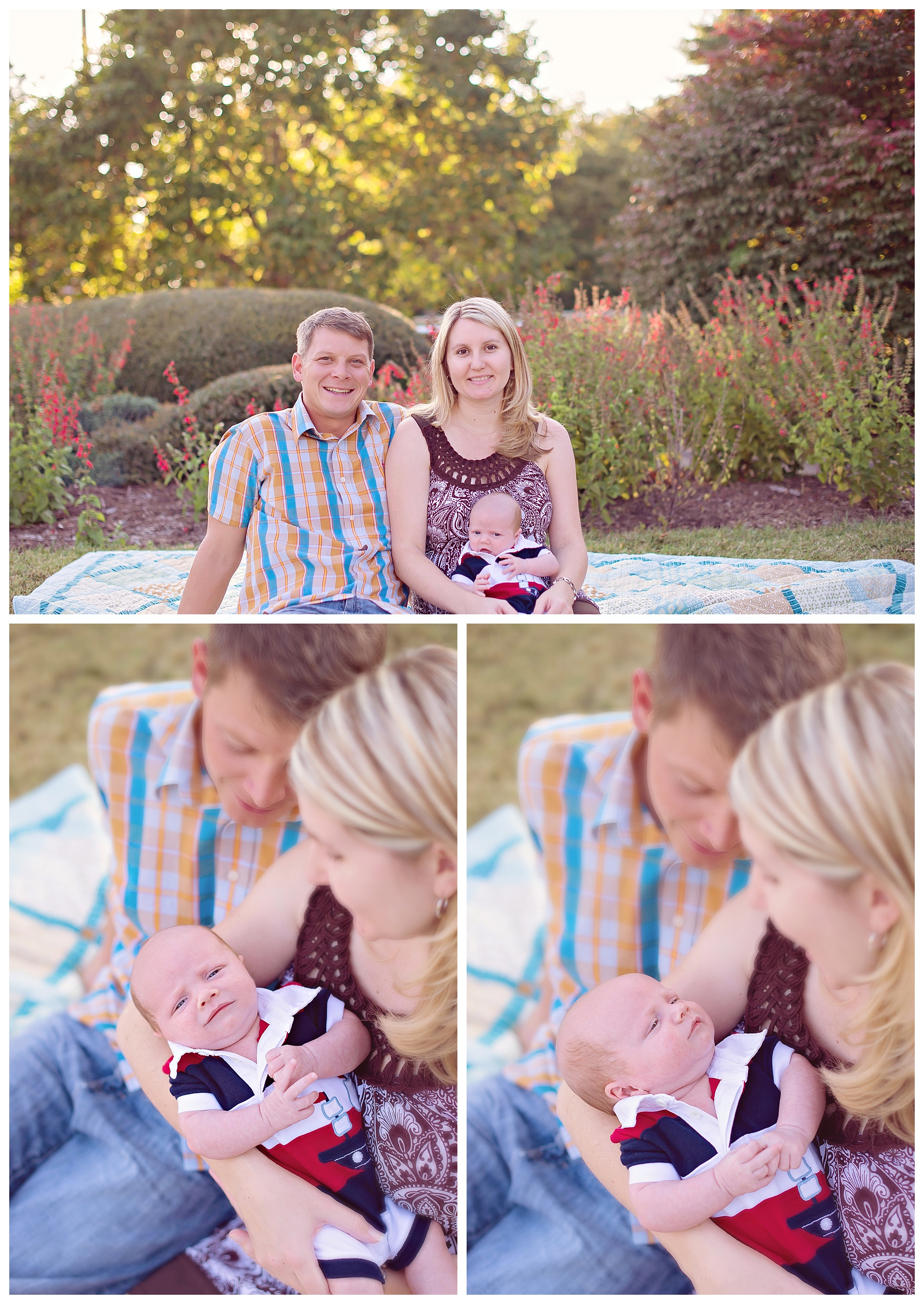 Virginia Beach Infant Photographer | the G Family