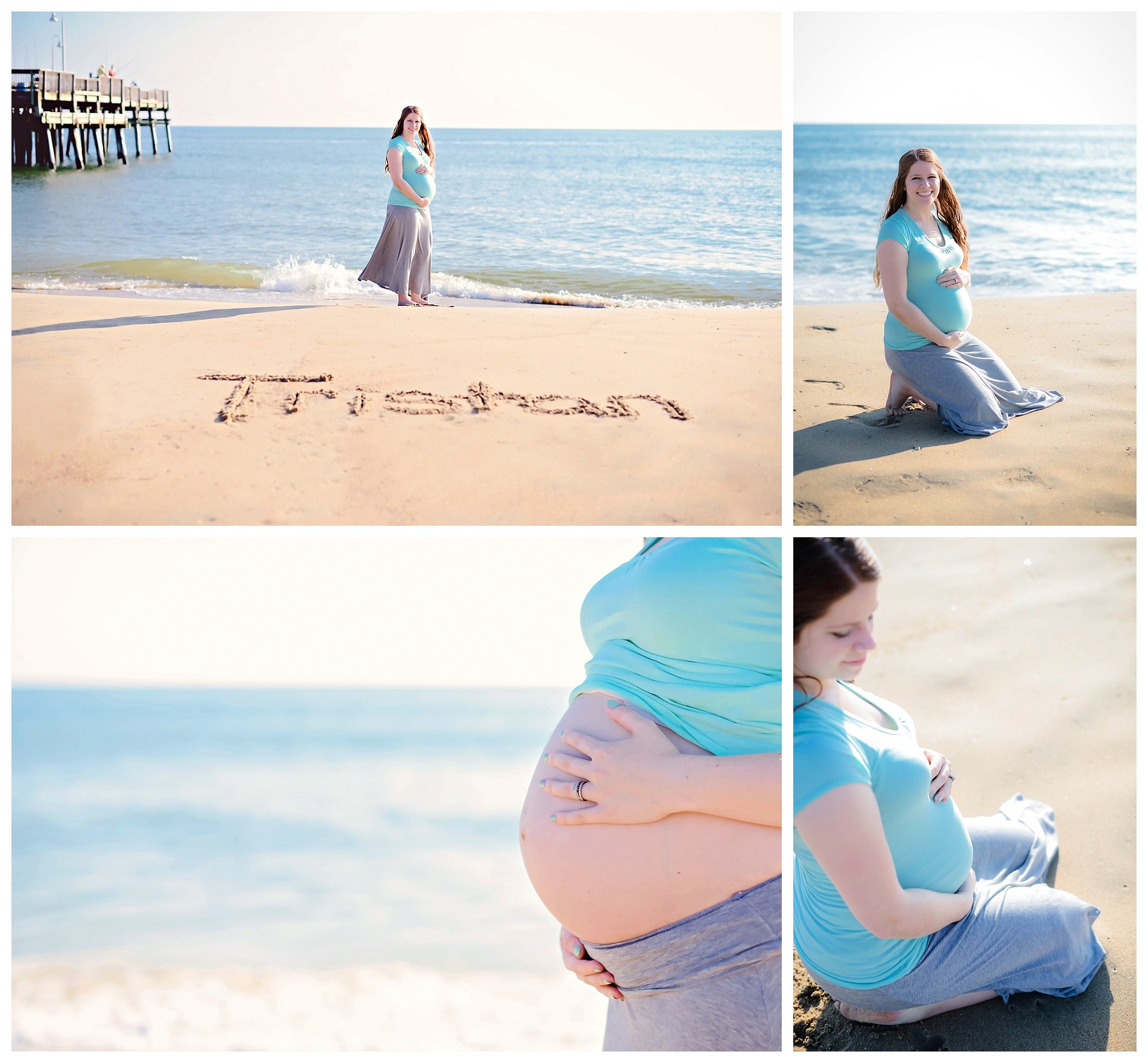 Sandbridge Maternity Photographer