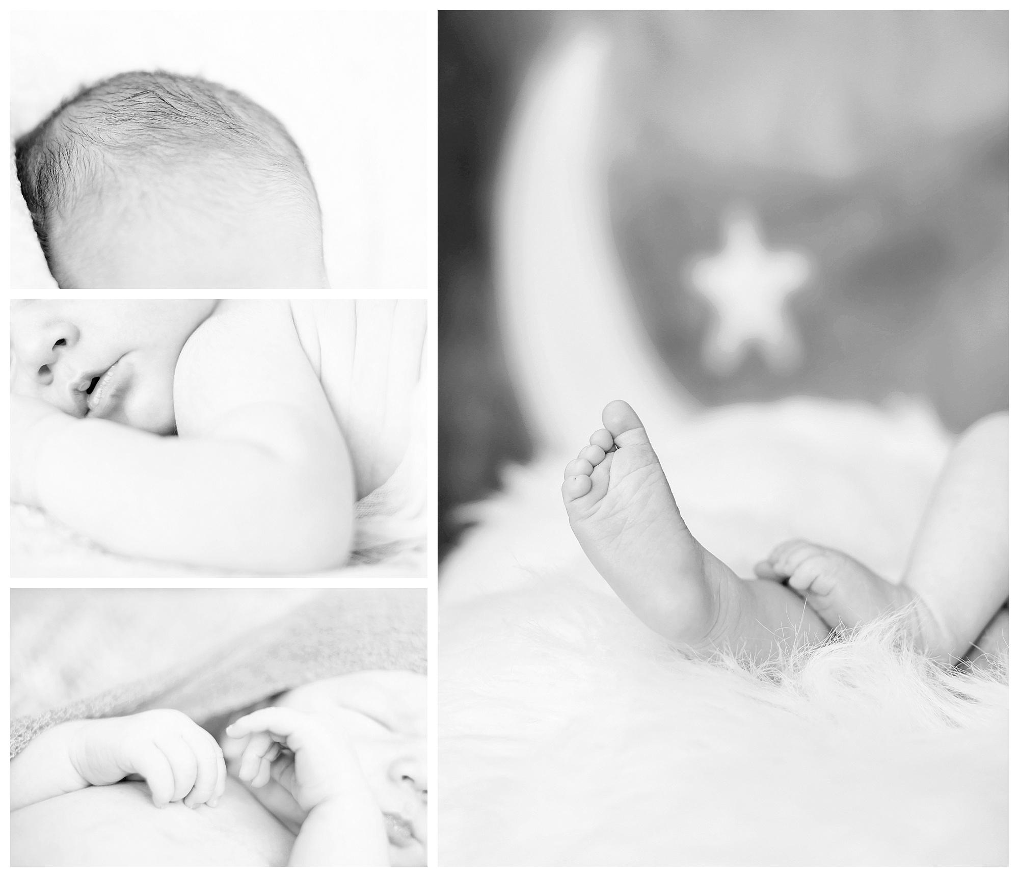 Newborn Photographer | The M Family