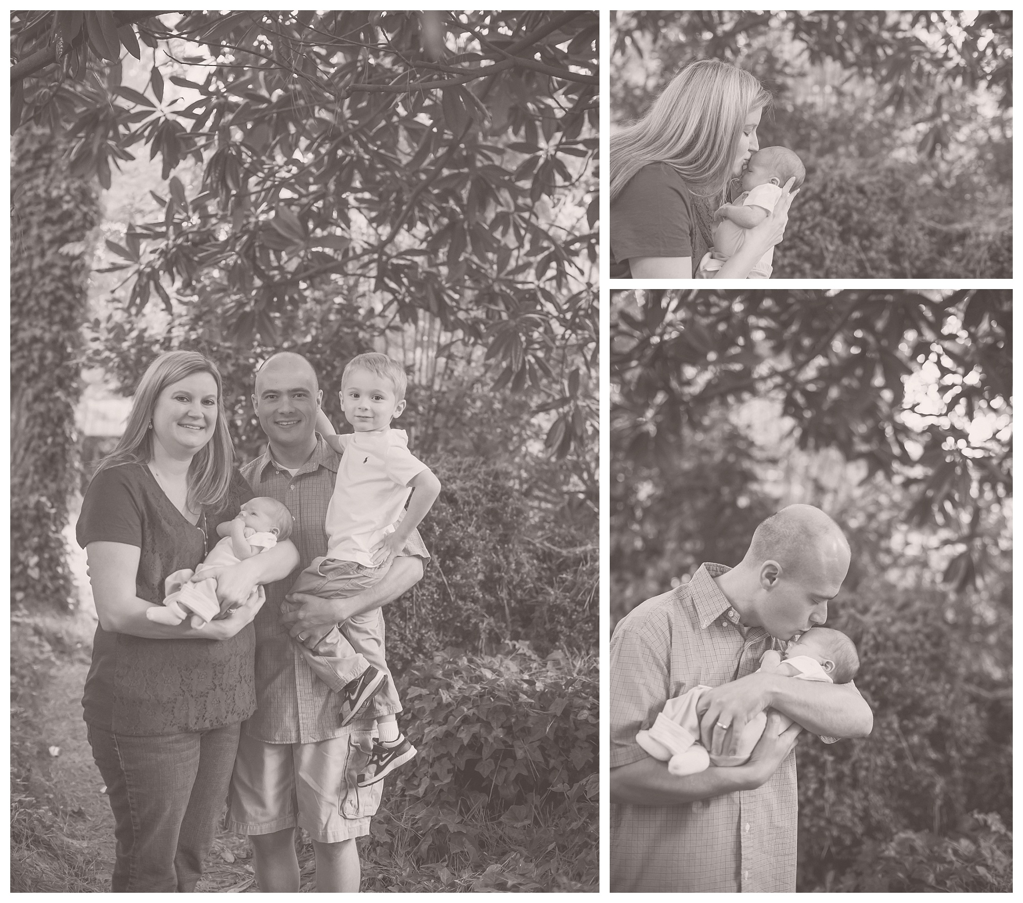 Elizabeth City Photographer | The V Family