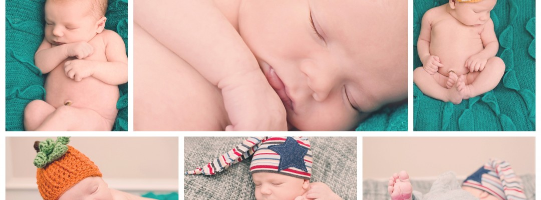 Elizabeth City Newborn Photographer | The V Family