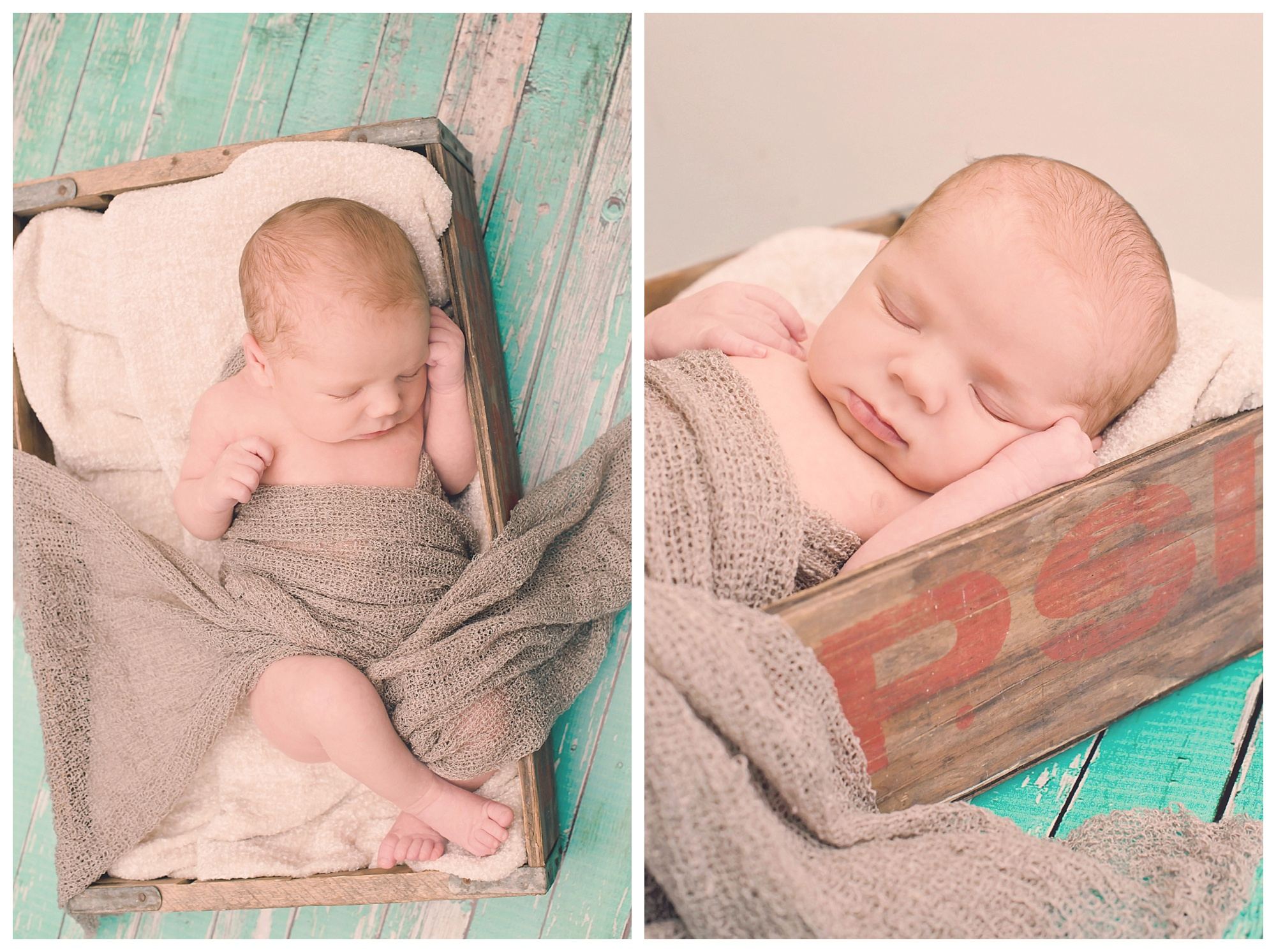 Newborn Photographer | The V Family
