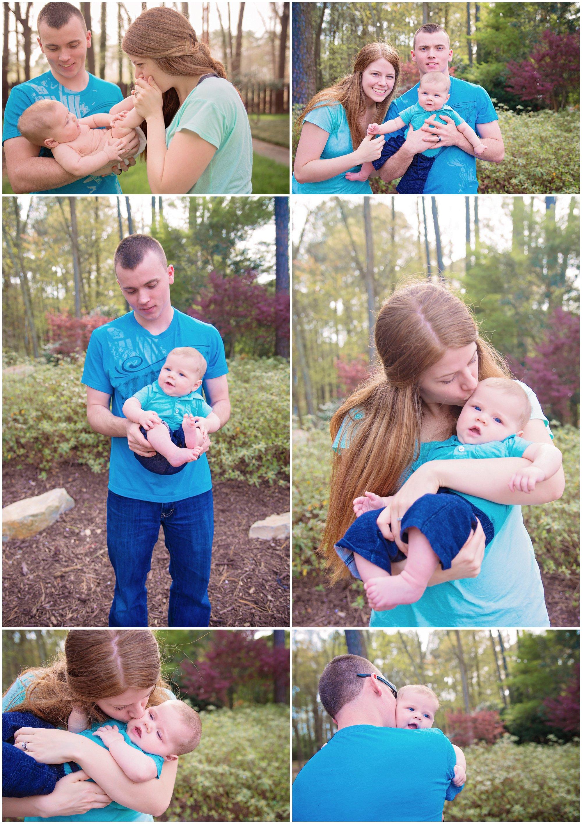 Virginia Beach Child Photographer | Tristan 6 Months